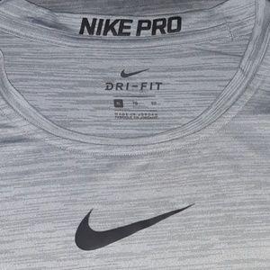 Nike Shirts - ✔ Nike Pro Dri - Fit Athletic Shirt